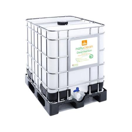 MTTG-500l-IBC-Container-natuclean-Desinfektion-von-Flaechen-Gegenstaenden-und-Wasser