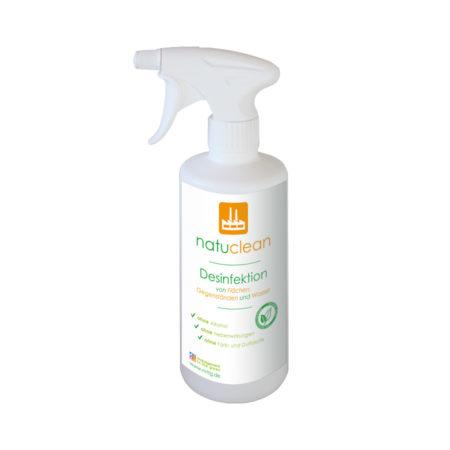 MTTG-500ml-Spruehflasche-natuclean-Desinfektion-von-Flaechen-Gegenstaenden-und-Wasser